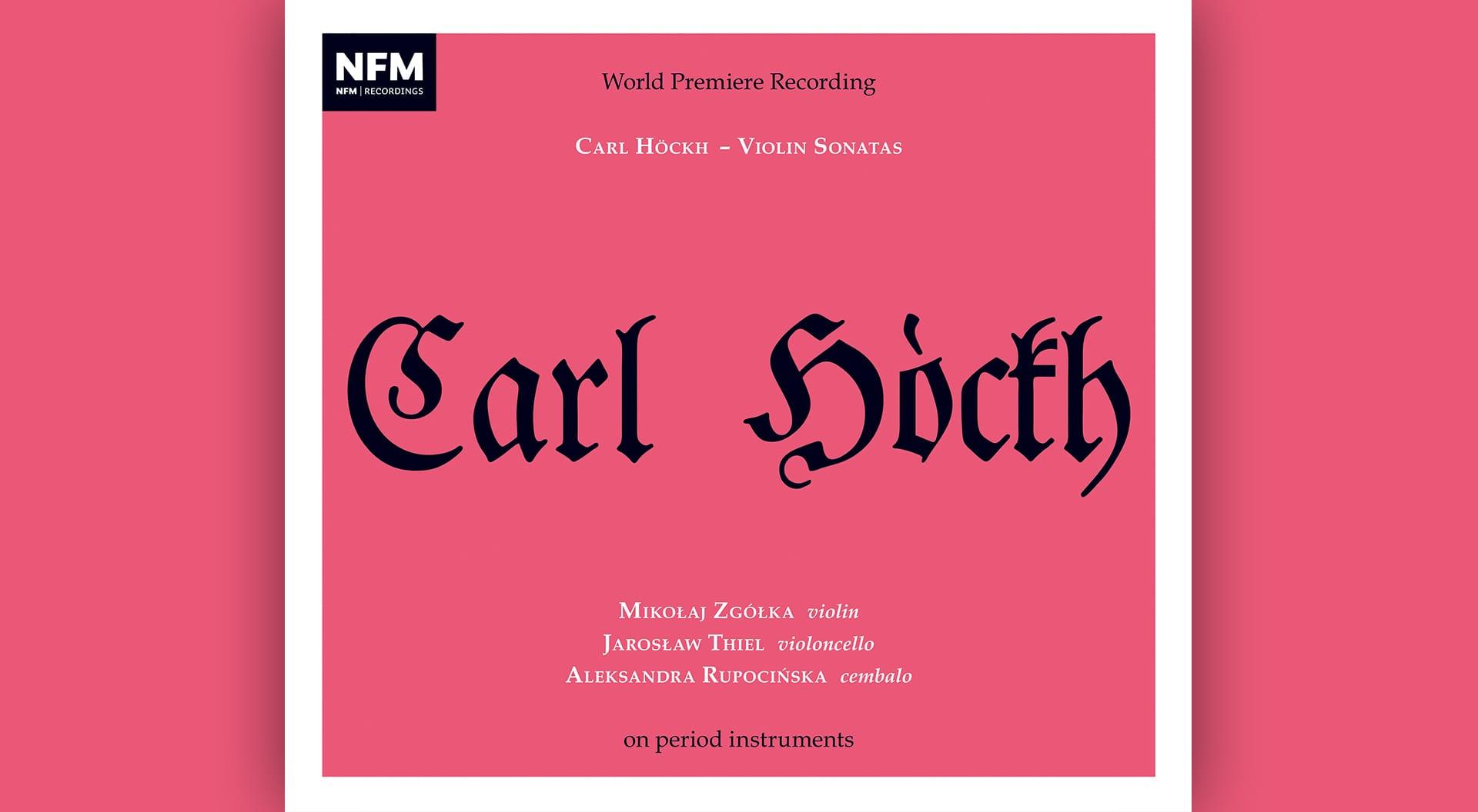 Carl Höckh w audycji Płytomania Jacka Hawryluka