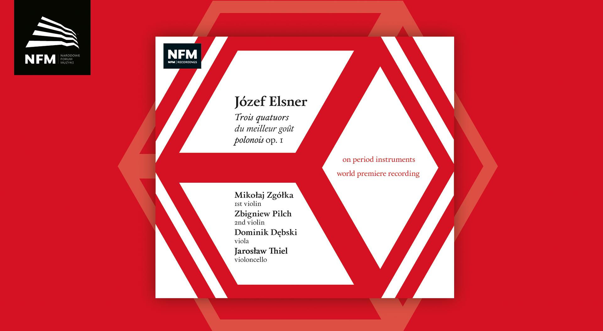 Józef Elsner | Trois quatuors du meilleur goût polonois op. 1