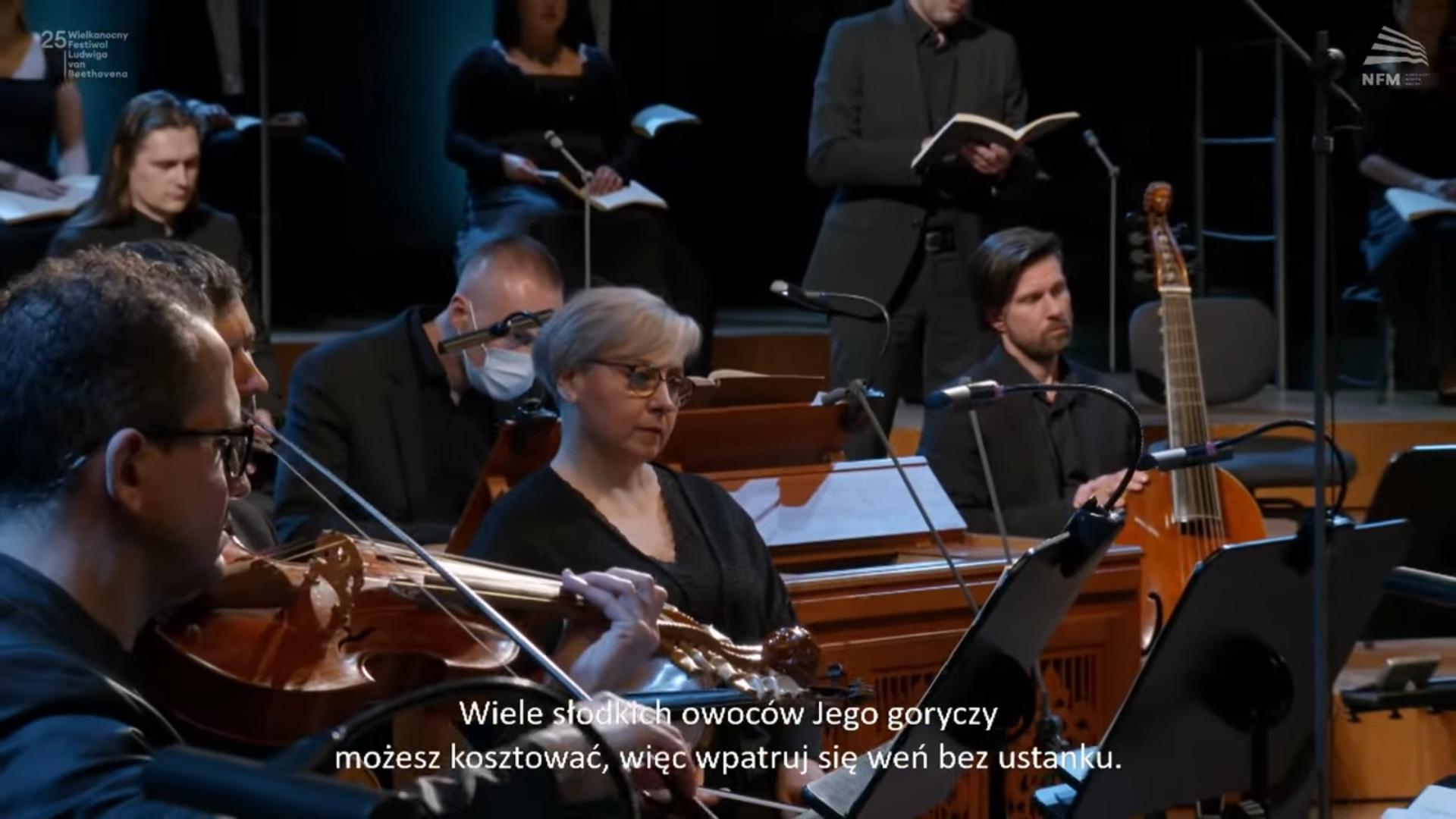 Pasja wg św. Jana | online | 25. Wielkanocny Festiwal Ludwiga van Beethovena
